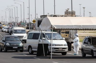 Reportan 25 fallecidos por covid-19