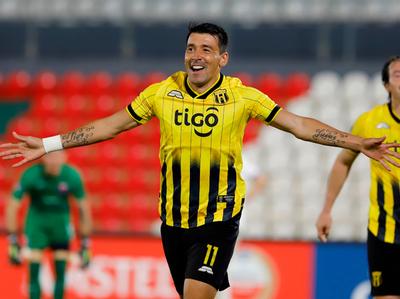 Guaraní es el equipo más goleador de la Libertadores