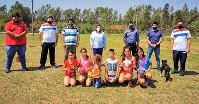 """La Nación / Entusiasman en Misiones las """"Plazas deportivas"""" de la SND"""