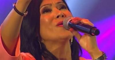 La Nación / Mirta Noemí Talavera, la paraguaya premiada en los Premios Gardel 2020