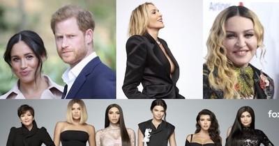 La Nación / El cumple de Harry, el adiós del reality, Madonna por ella y Sharon Stone se reinventa