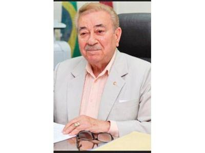 Falleció el  escritor Efraín Enriquez Gamón