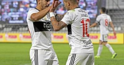 La Nación / Quince goles en tres partidos