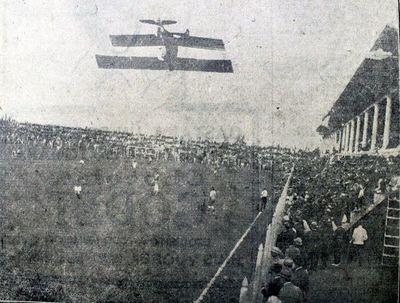 A 95 años del primer partido amistoso en el renovado estadio de la Liga Paraguaya