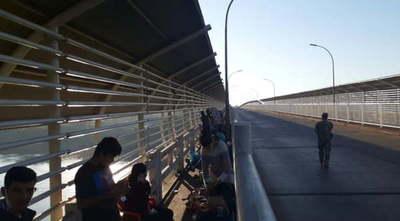 Reabrir el puente en CDE echaría por tierra los esfuerzos