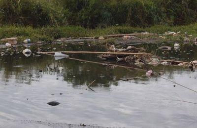 Afirman que recuperación de cauces hídricos no está en la agenda estatal
