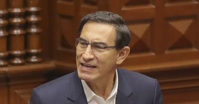 La Nación / Presidente de Perú se salva de ser destituido por el Congreso
