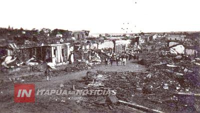 SE CUMPLEN 94 AÑOS DE LA MAYOR TRAGEDIA EN LA HISTORIA DE ENCARNACIÓN