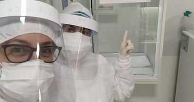 La Nación / COVID-19: a un mes de su habilitación, laboratorio de Alto Paraná procesó 3.000 muestras