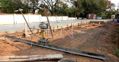La Nación / Misiones avanza con las obras de los pabellones de contingencia