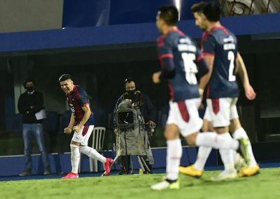 Cerro Porteño y la primera oportunidad del título