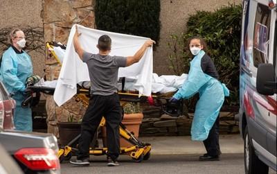 EEUU está por llegar a las 200.000 muertes por coronavirus