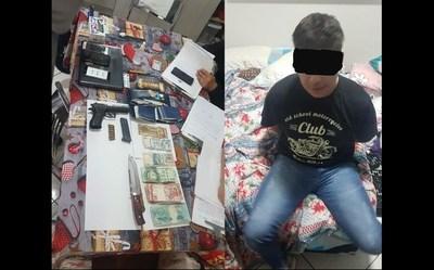 Detienen a supuesto chofer de los asesinos del empresario Cristóbal Rojas