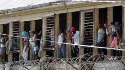 Dos muertos en prisión de Guyana tras un motín en una cárcel de la capital