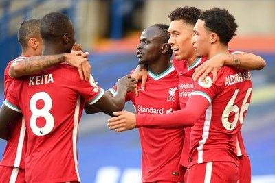 El campeón Liverpool le da un nuevo cachetazo a Chelsea