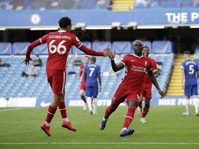 Mané le enseña al Chelsea quién es el campeón