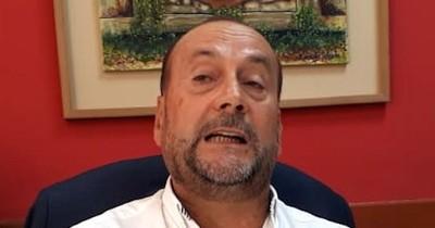 """La Nación / El colorado """"Cachito"""" Salomón dio negativo al COVID-19"""
