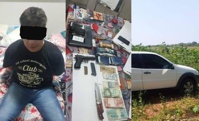 HOY / Asesinato de empresario en Salto del Guairá: realizan allanamiento y detienen a presunto implicado