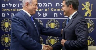 La Nación / Honduras anuncia traslado de su embajada a Jerusalén