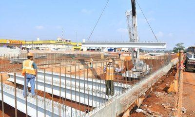 Segunda etapa del Multiviaducto de CDE muestra importantes avances