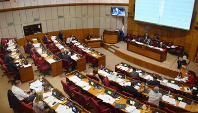 Caos institucional en el Senado