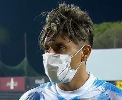 Pedro Delvalle se muestra conforme con el empate