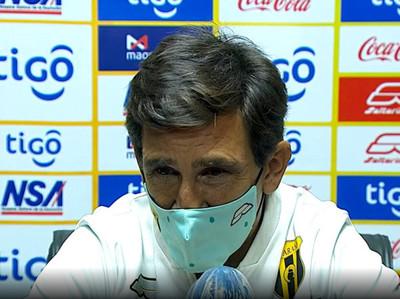 Según Costas, el empate con Guaireña fue justo