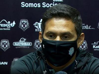 Víctor Cabrera destaca el resultado y el rendimiento de Guaireña