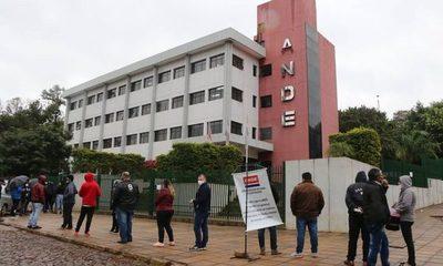 Agencia Regional de la ANDE  reabre sus puertas este lunes