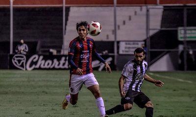 Libertad contiene el grito de campeón a Cerro Porteño