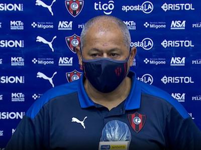 """""""Fue un partido muy estudiado"""", afirma Francisco Arce"""