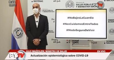 La Nación / Últimas cifras: 23 decesos y 505 positivos de covid