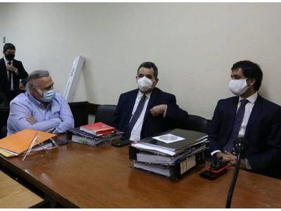OGD arranca  su juicio y otros cinco políticos siguen con casos trabados