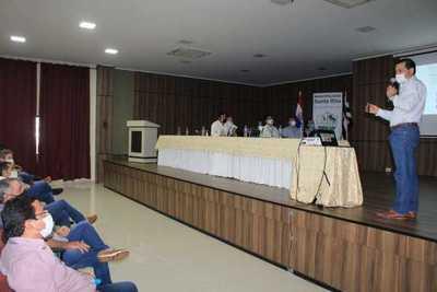 ANDE presenta plan de inversión para el Alto Paraná