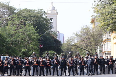 Oposición: Agitada semana de movilizaciones por crisis económica y de justicia