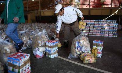 Prosigue entrega de kits a ollas populares en Alto Paraná