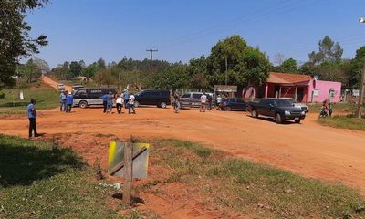 Pobladores piden asfalto en tramo que une Juan E. Oleary con San Cristóbal