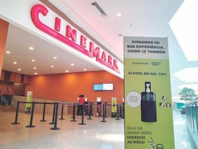 En Foz de Yguazú se reactivan las salas de cines bajo estricto protocolo