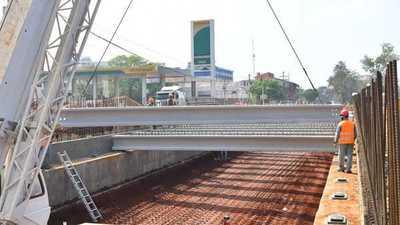 Inician montaje de vigas correspondientes a la fase 2 del multiviaducto