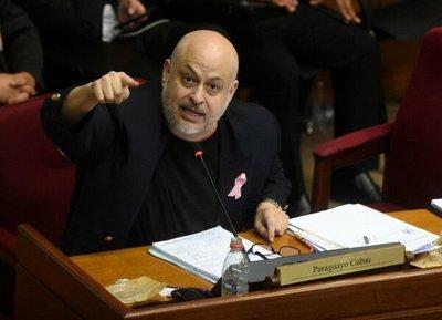 Payo Cubas y su posible regreso al senado