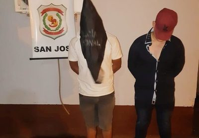 Dos jóvenes detenidos por hurto – Diario TNPRESS