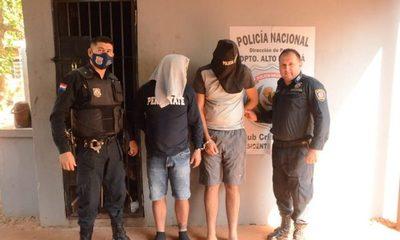Atrapan a dos bandidos sospechosos de un millonario asalto a farmacia – Diario TNPRESS