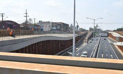 Obras de la segunda etapa del Multiviaducto de CDE avanzan conforme a cronograma previsto