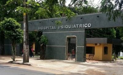 HOY / Registran brote de Covid-19 en el Hospital Neuropsiquiátrico: 40 pacientes y 16 funcionarios