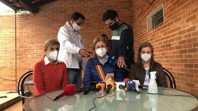 Hijas del exvicepresidente secuestrado por el EPP se llaman a silencio