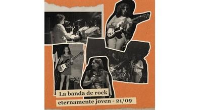 California Superstars, la primera banda de rock femenina del Paraguay, llega a las plataformas digitales 42 años después