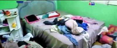 Familia entera fue tomada de rehén en su propia vivienda