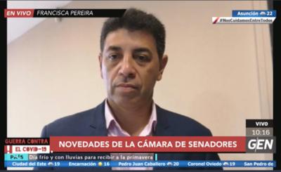 HOY / Senador Víctor Ríos, sobre la falta de reglamentación del artículo constitucional sobre la Pérdida de Investidura