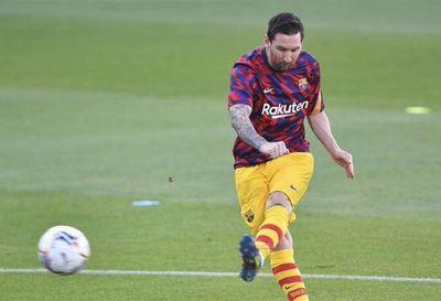 Los millones de Messi son insuperables