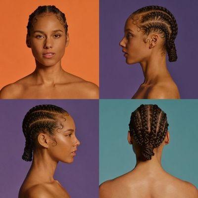 Alicia Keys lanzó su séptimo álbum